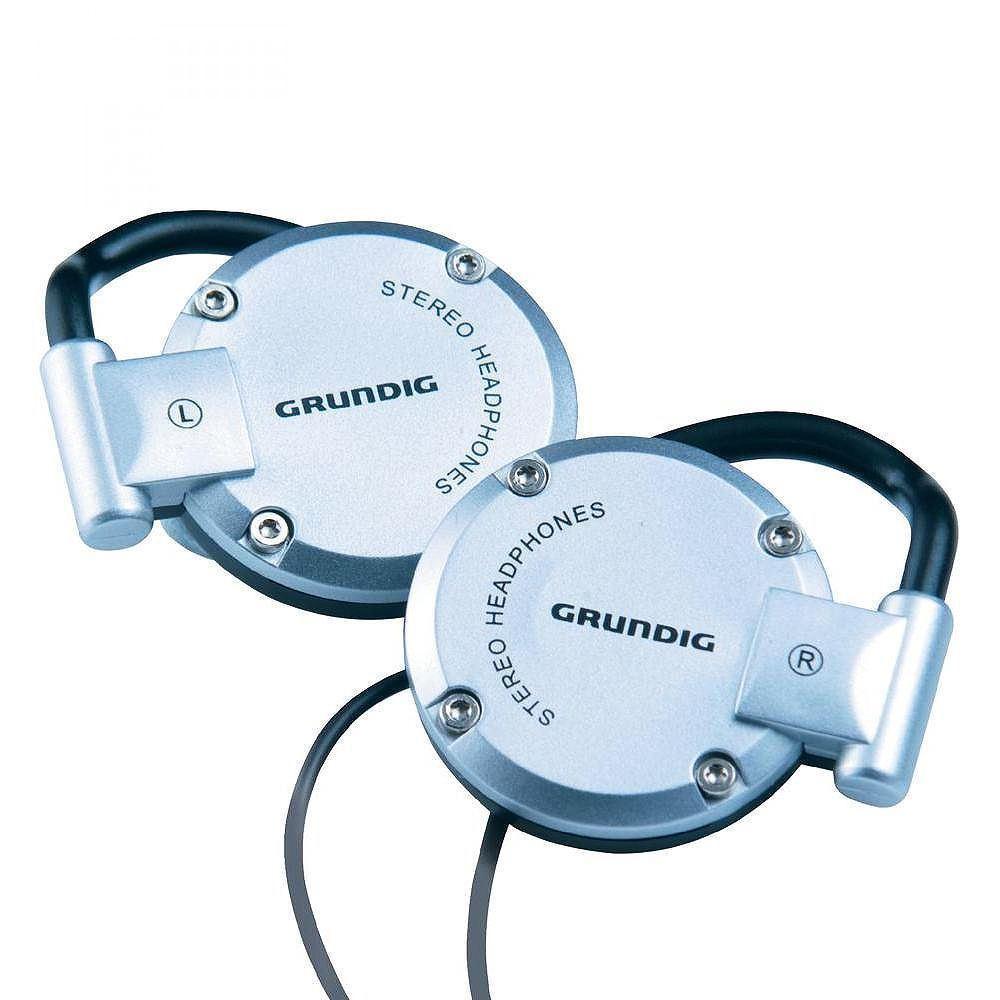 Grundig MP3 CD Ipod Earshelves Earphones Volume Control ...