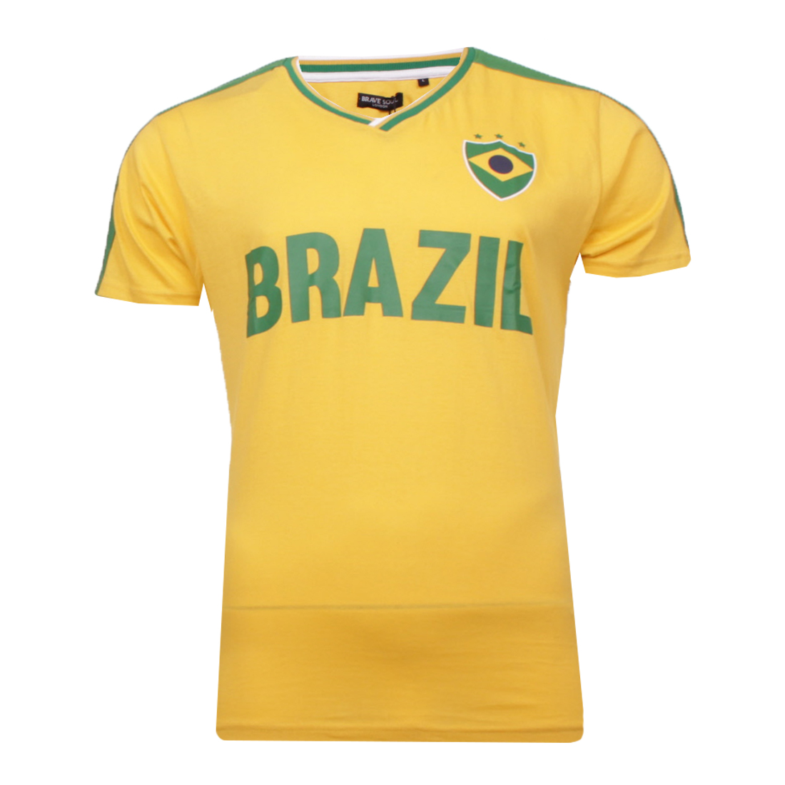 fb56f6927 Sentinel Brave Soul Adult   Kids World Cup 2018 Inspired Football T-Shirts  England Brazil