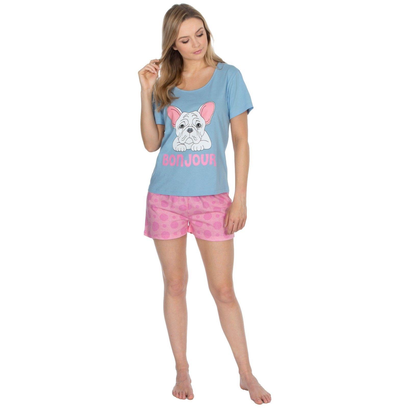 2a2492941b4e Womens Pyjamas Cotton Rich Pjs Loungewear By Forever Dreaming