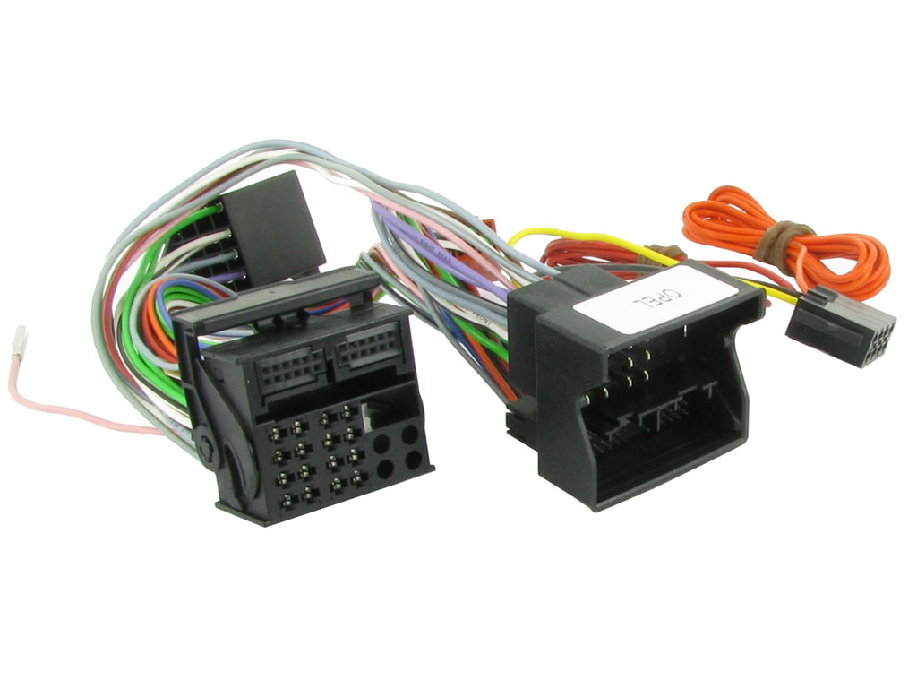 Connects2 Ct10vx04 T Harness Vauxhall Corsa Astra Vectra Vdo Wiring Blaupunkt Delco Fak