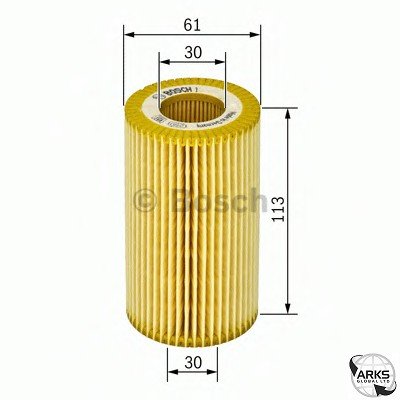 3165143224328 1x Bosch Huile-Filtre Element P9144 1457429144