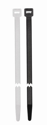 Cable Ties 4.6Mm X 385Mm Black X 100 - Ptw05B