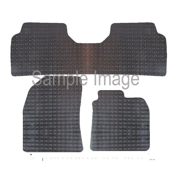 Volkswagen Passat Tailored Car Mats 2007 Onwards Part No: 1361