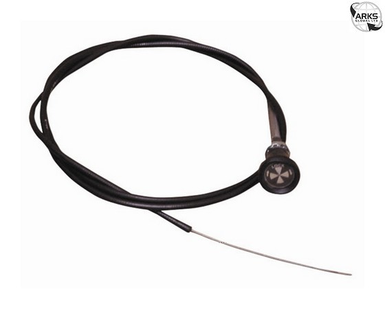 high tech parts choke cable twist locking length 60in