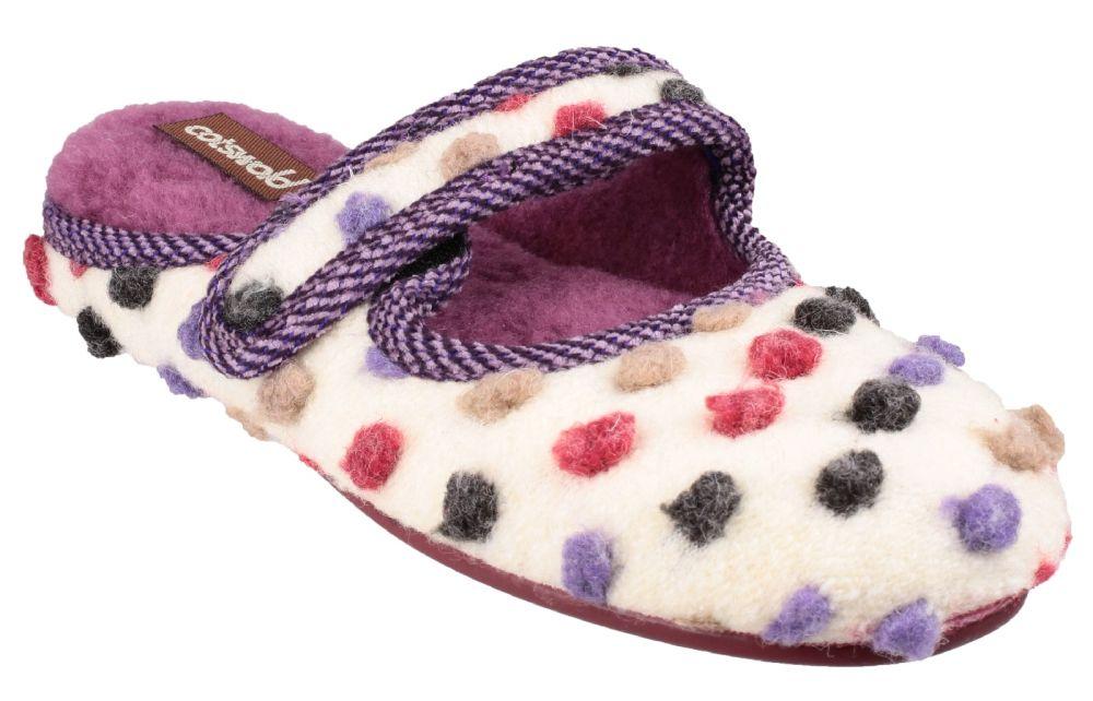Bisley Ladies Mule slipper Purple - 40 Cotswold gjEQnua6Y
