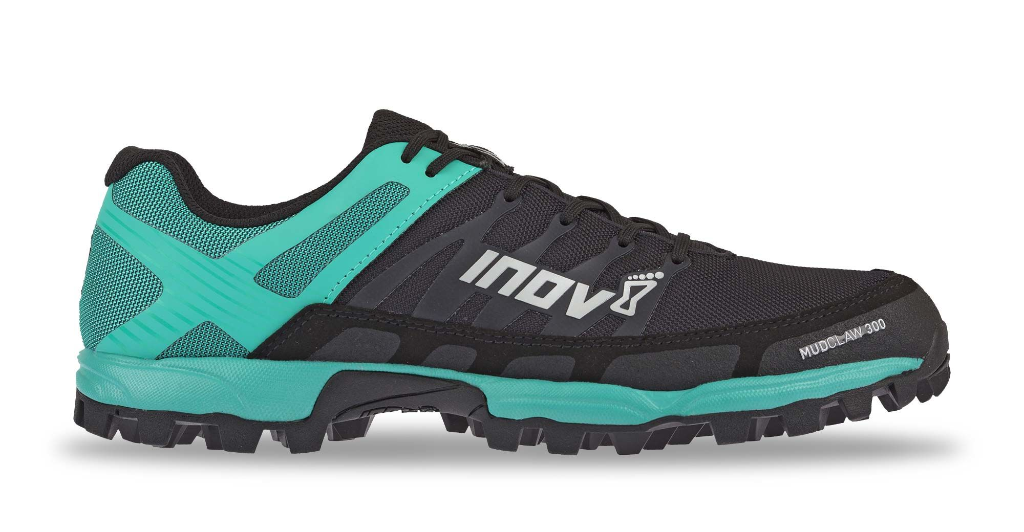 c0aec7d397a Inov-8 Mudclaw 300 Womens Fell Running Training Trainers Shoes   eBay