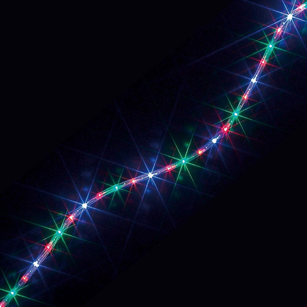 Details About Ks 9m Multi Coloured Led Static Chasing Outdoor Rope Lights Christmas Xmas