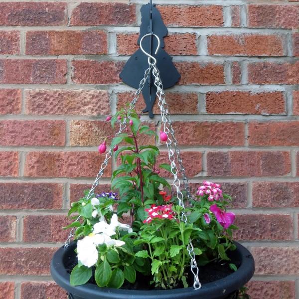 Garden Hose Reel Hanger
