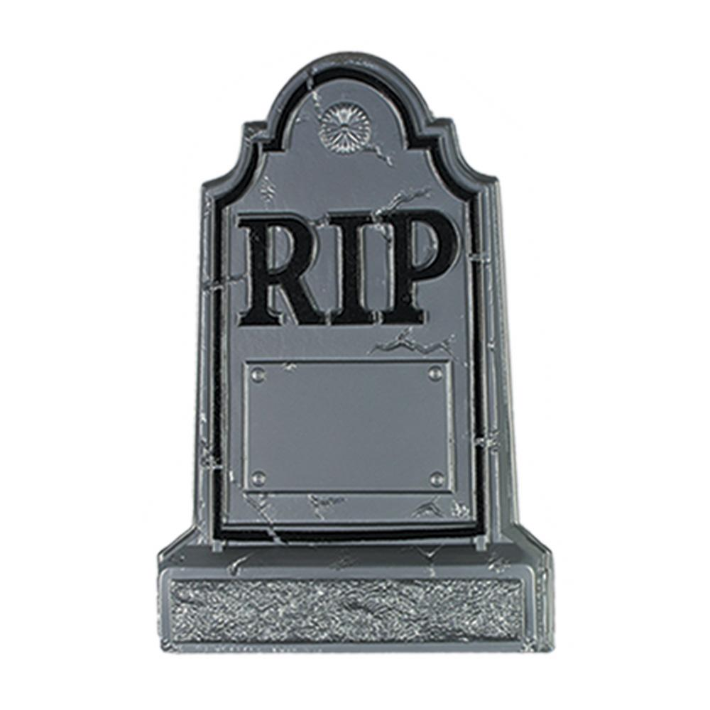 Halloween Tombstone Cutouts 16-Inch