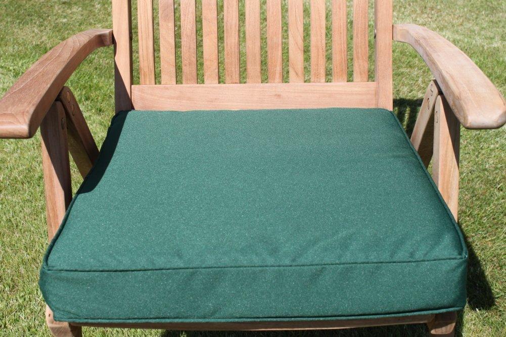Vert Pour JardinColoris Grand De Coussin Sur D'assise Détails Fauteuil D9IW2EYH