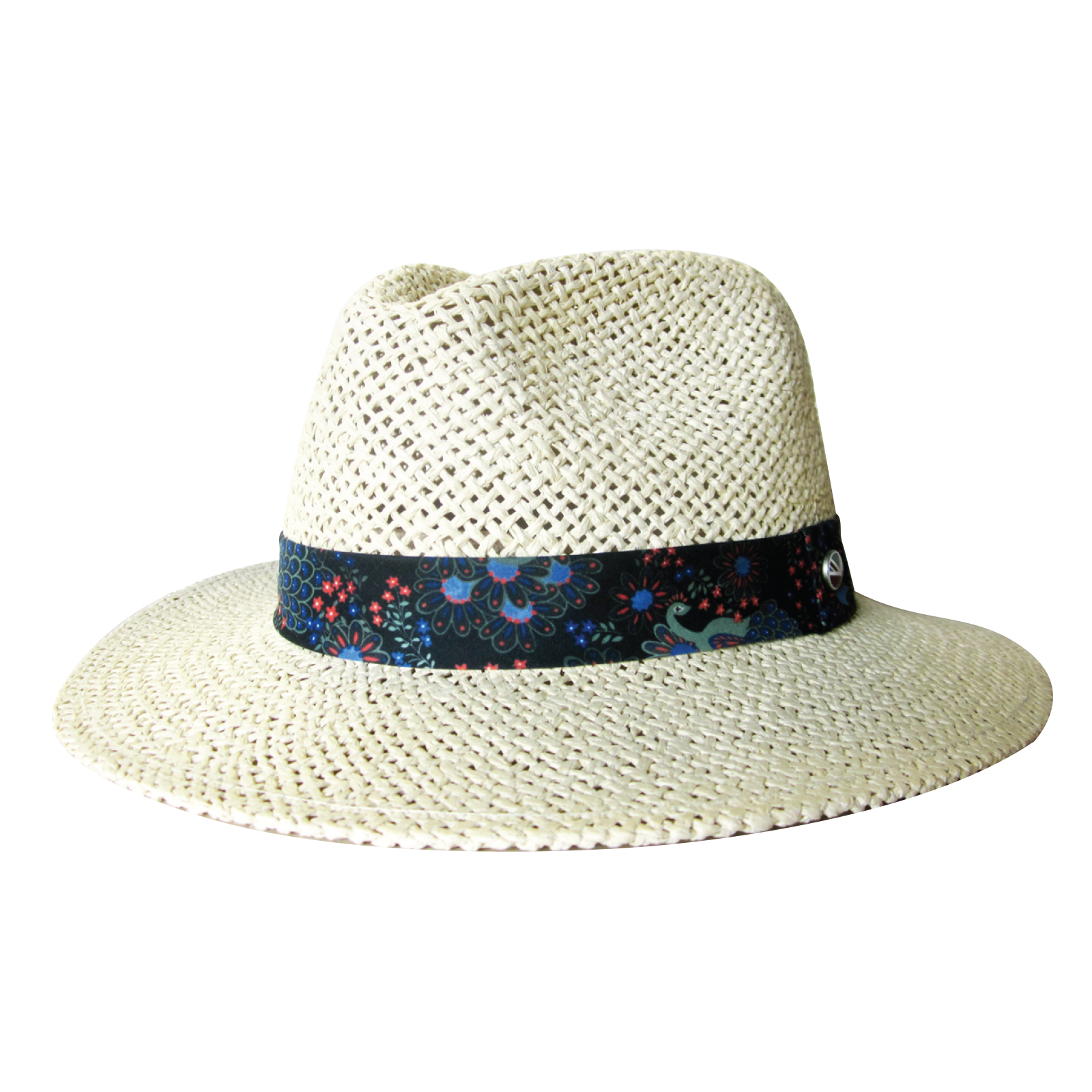 a67397529 Details about Ben Sherman Brody Mens Natural Summer Beach Sunhat Fedora  Straw Panama Style Hat