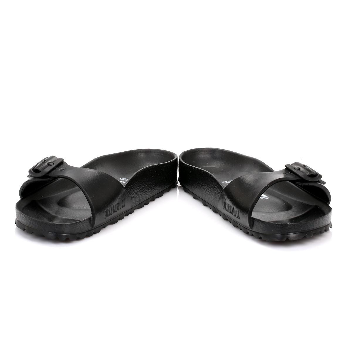 e01e86ebb Birkenstock Womens Black Madrid EVA Sandals, Lightweight, Adjustable ...