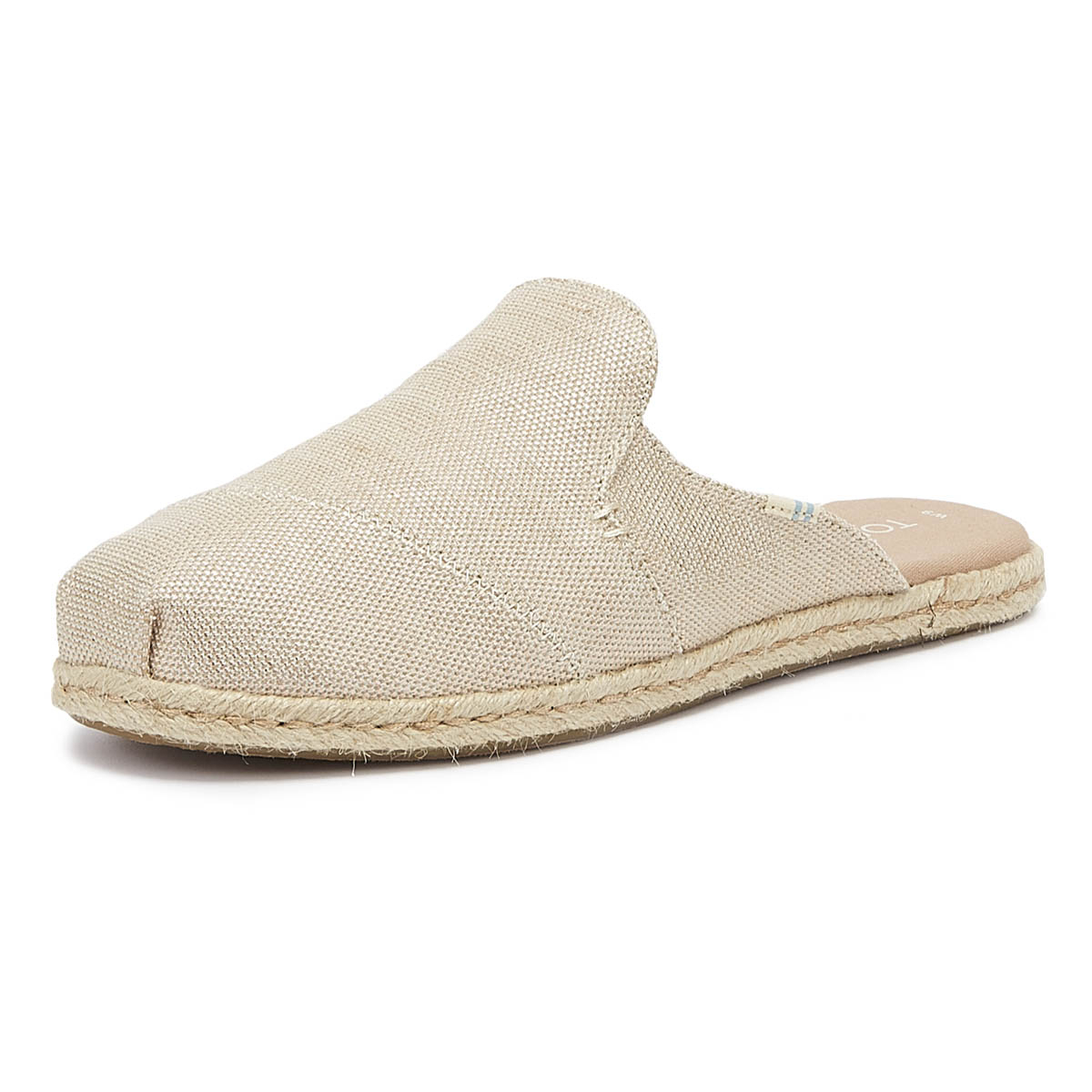 7ac78a136b920 Details about TOMS Nova Womens Flats Rose Gold Espadrilles Slip On Ladies  Casual Shoes
