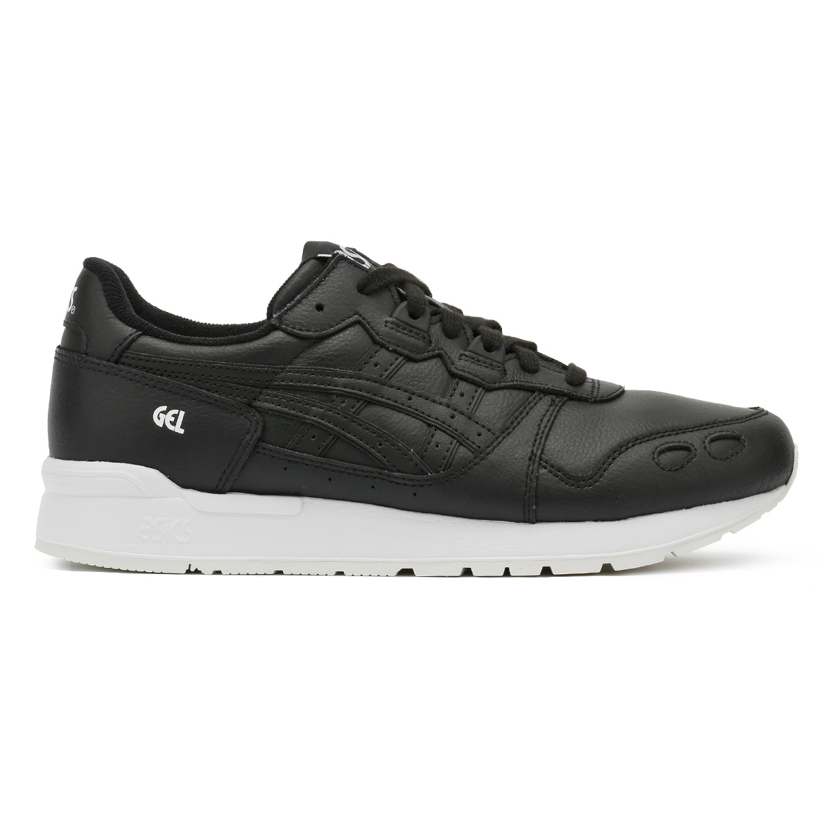 ASICS Hombre Negro Gel-Lyte Trainers Trainers Trainers d90400
