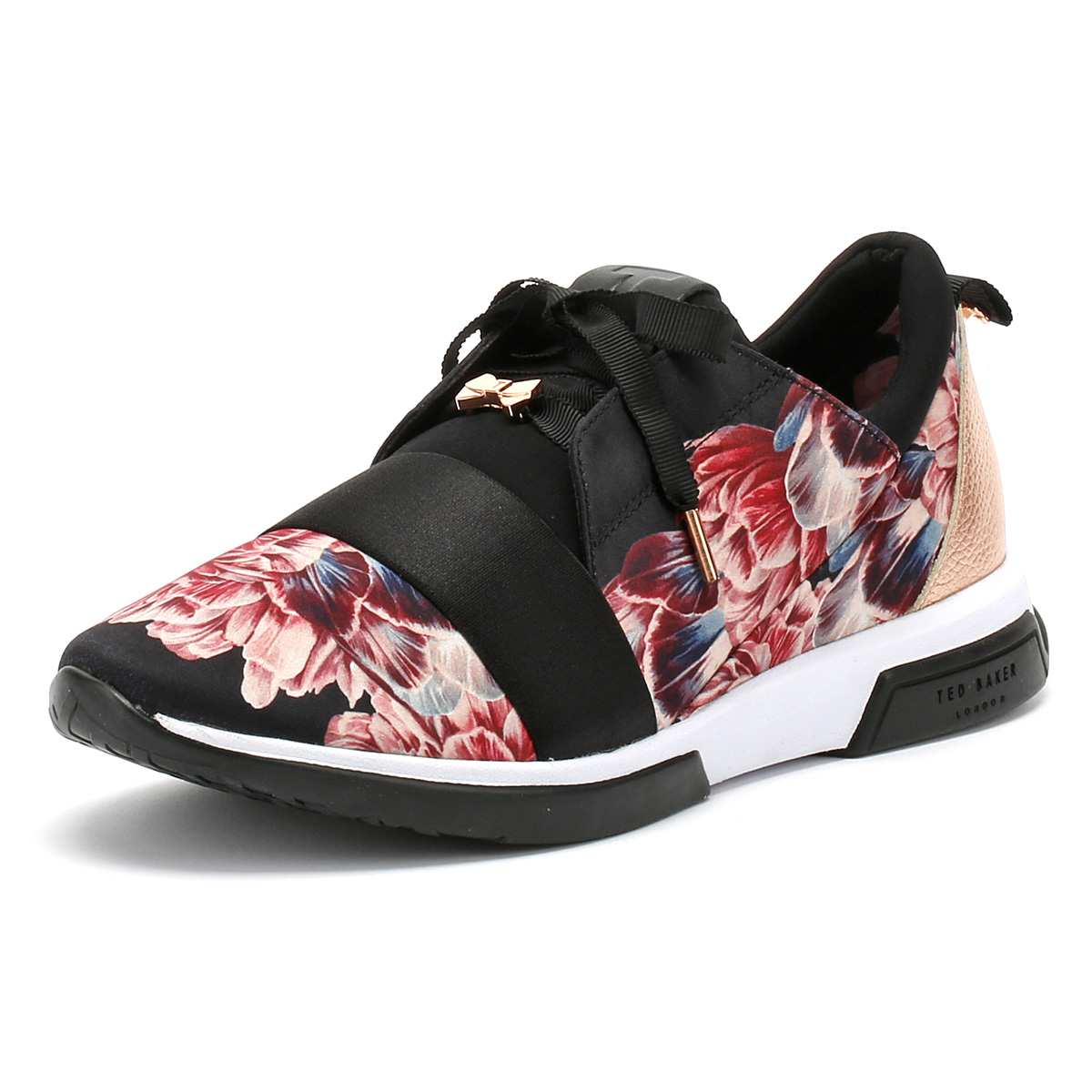 38a89a3e1c2326 Ted Baker Womens Tranquility Black Cepap 2 Trainers