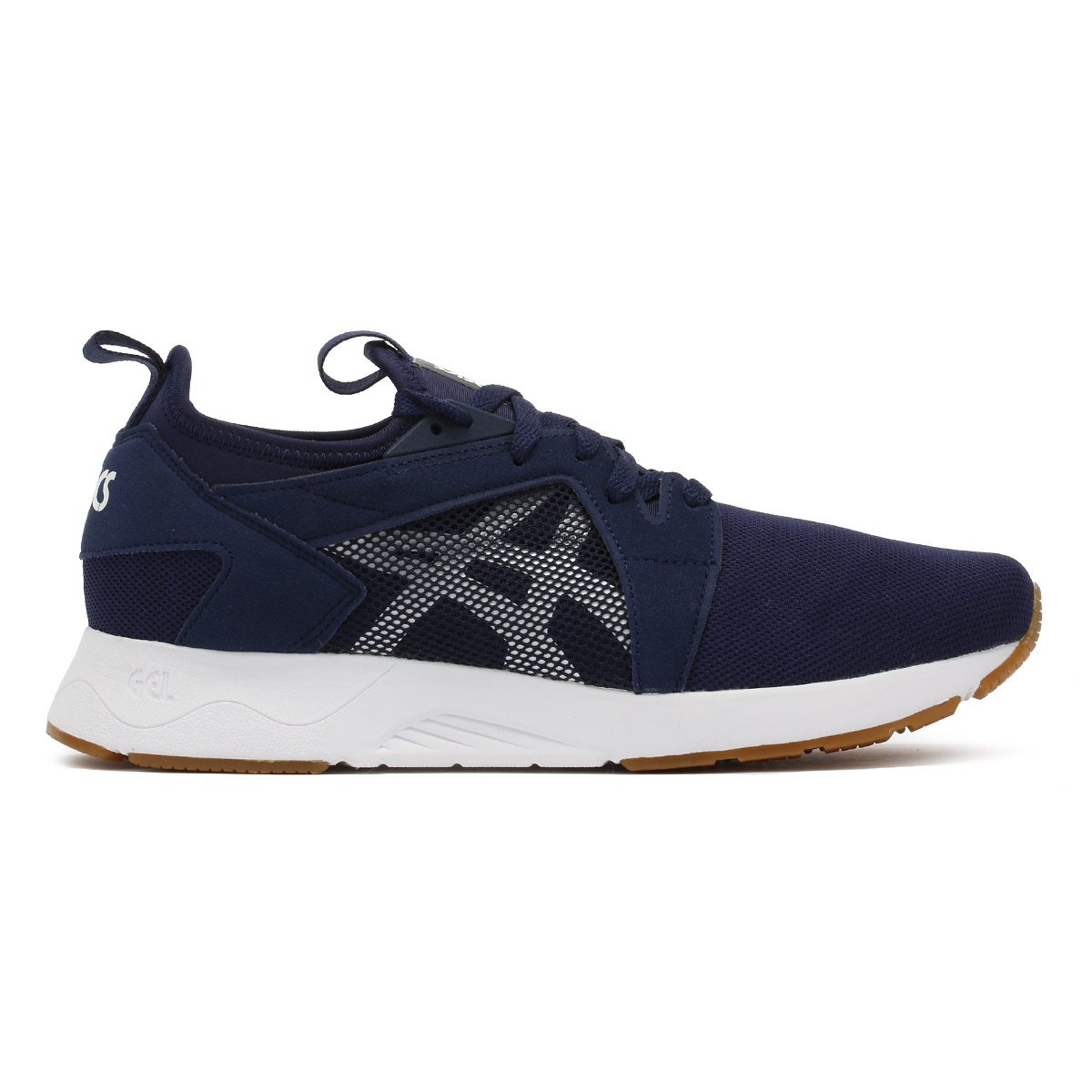 ASICS Mens Trainers Peacoat Lace Navy Gel-Lyte V RB Lace Peacoat Up Sport Casual Schuhes 7a588a