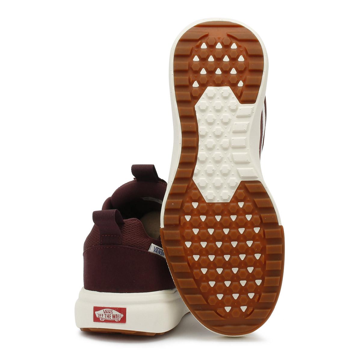 Vans Unisex Trainers Catawba Up Grape Burgundy Ultrarange Lace Up Catawba Skate Schuhes 4cbf85