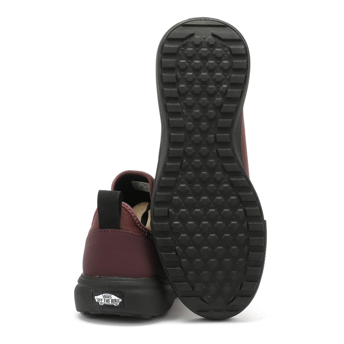 Vans Unisex Trainers Catawba Grape Burgundy Ultrarange AC Lace Up Up Up Casual Shoes d7986a