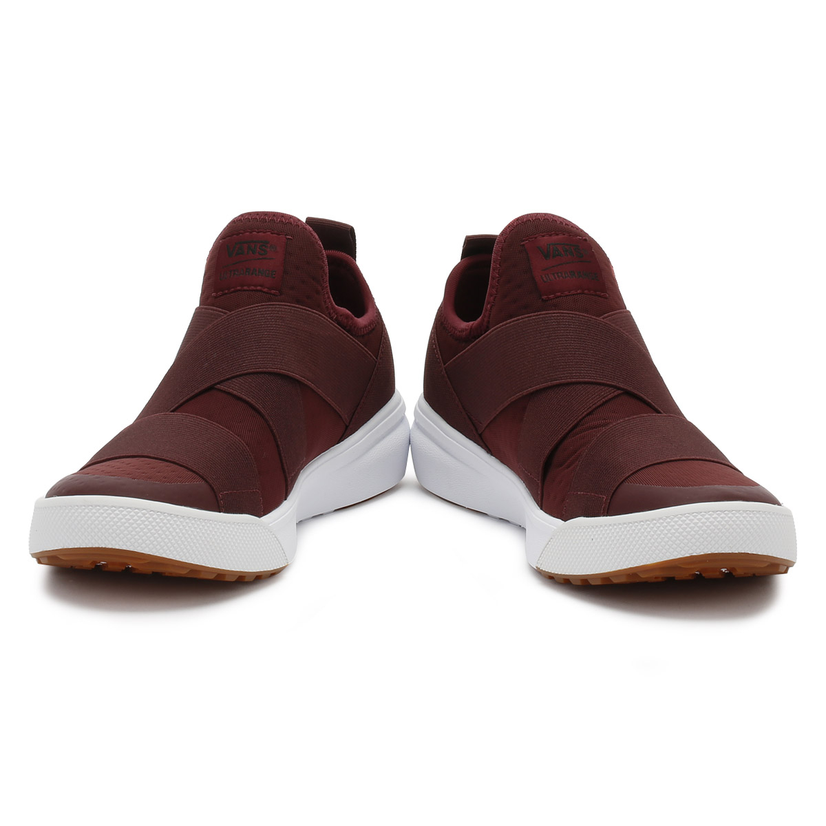 fc8fb4da5e8 Vans Unisex Trainers Port Royale Burgundy Ultrarange Gore Sport Casual Shoes