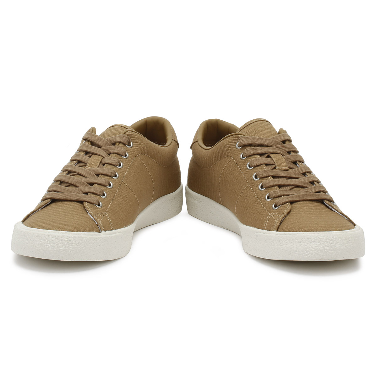 FROT Perry Braun  Uomo Trainers Almond Braun Perry Underspin Canvas Sport Casual Schuhes 3d30e6
