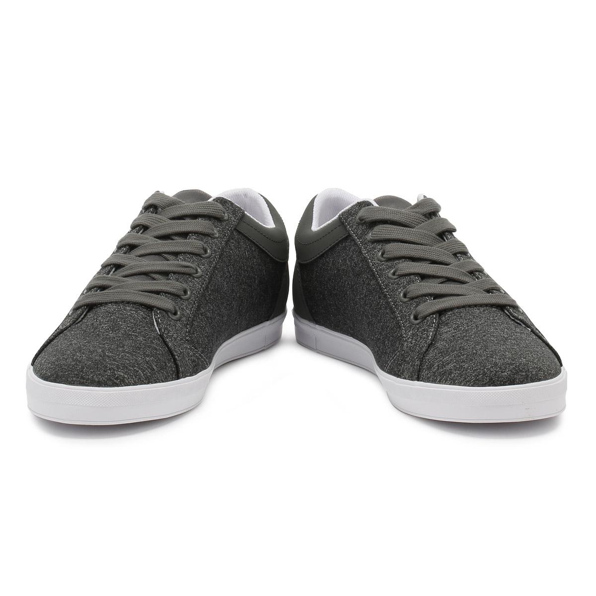 Fred Fred Fred Perry Sneaker Uomo Falcon grigio screziato Stringati Baseline Sport Scarpe Casual 551a07