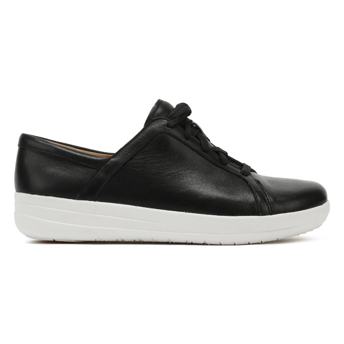 FitFlop Zapatillas para mujer Negro F-Zapatos F-Zapatos Negro deportivos informales de Damas Deportivo II 7acfae