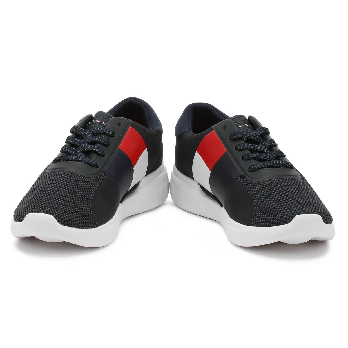 Tommy Hilfiger Sneaker Uomo Midnight Leggero Sport Sport Leggero Casual Scarpe Da Corsa 7c9590