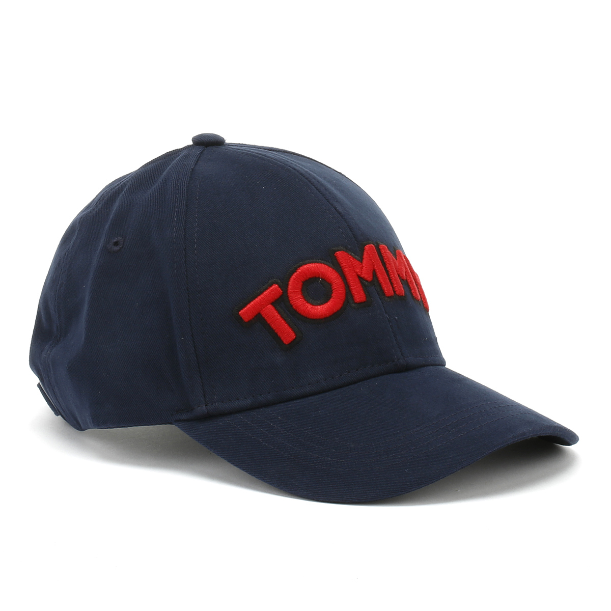 a8310348 Tommy Hilfiger Womens Navy Blue Patch Cap Baseball Hat 8719704559548 ...