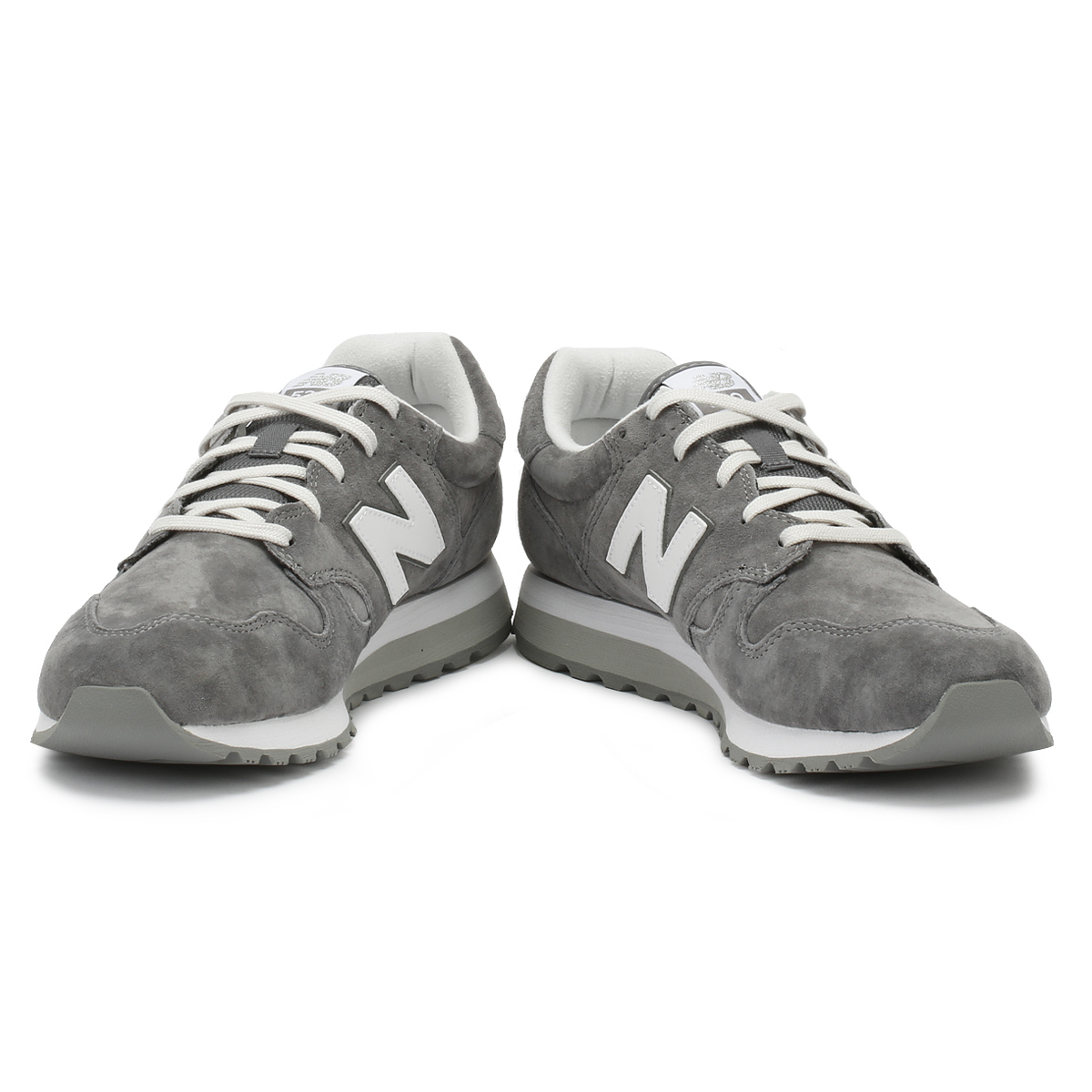 New Lace Balance Damenschuhe Trainers Grau 520 Classic Suede Lace New Up Sport Casual Schuhes 2512bd