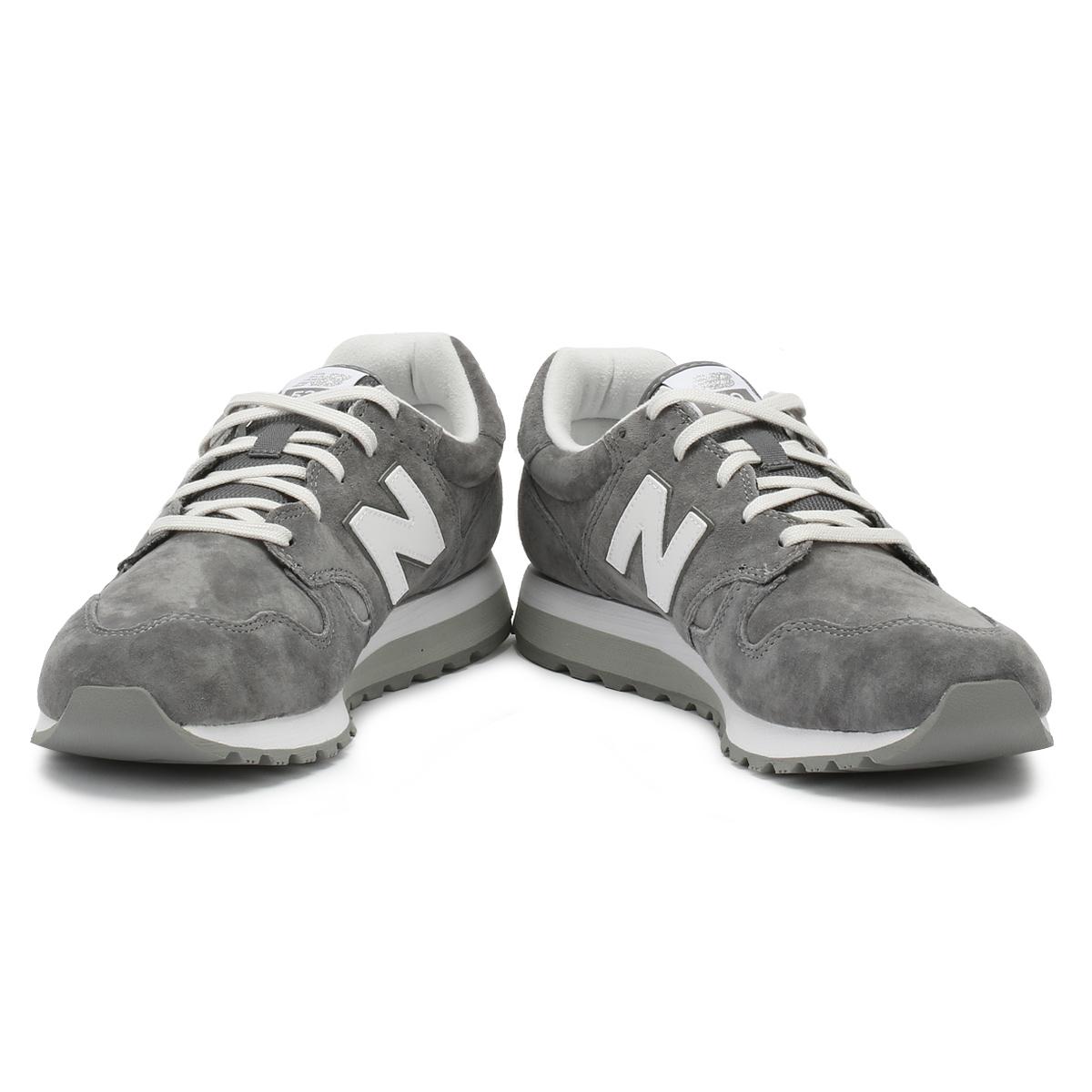 New Balance Damenschuhe Trainers Grau 520 Sport Classic Suede Lace Up Sport 520 Casual Schuhes ae838a