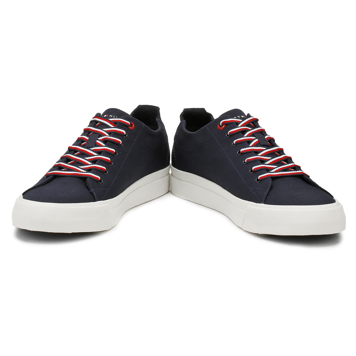 cbece7a98 Details about Tommy Hilfiger Mens Midnight Blue Dino 1D Trainers Lace Up  Sport Casual Shoes