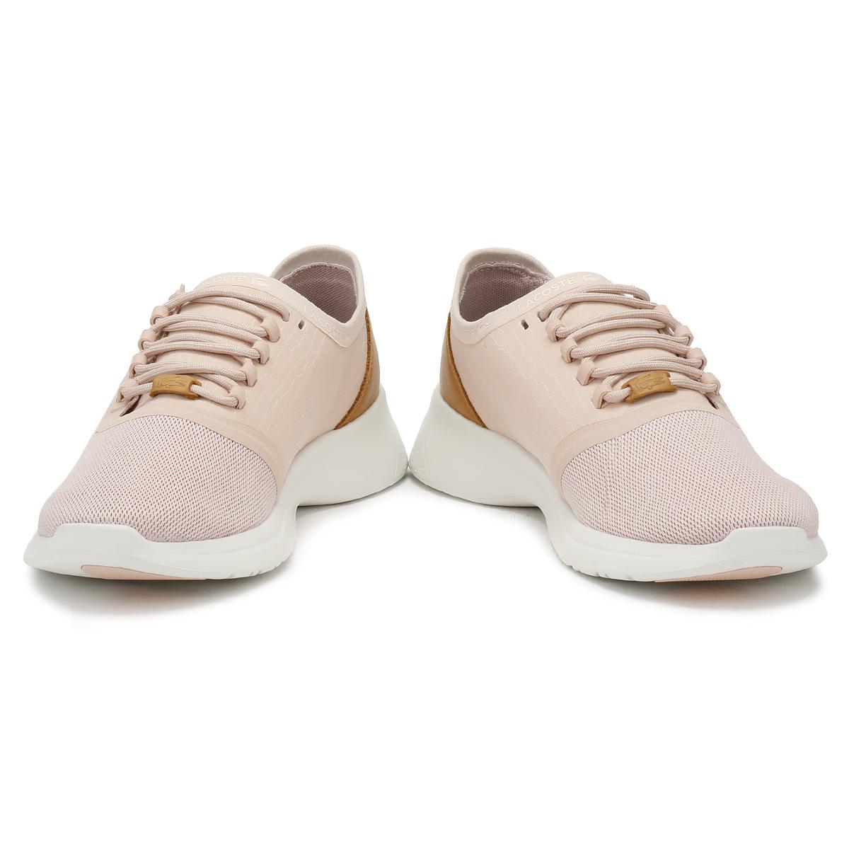 Lacoste Zapatillas mujer para mujer Zapatillas Natural  Off Blanco LT Fit 118 2 Zapatos Con Cordones casuales 71bf6a