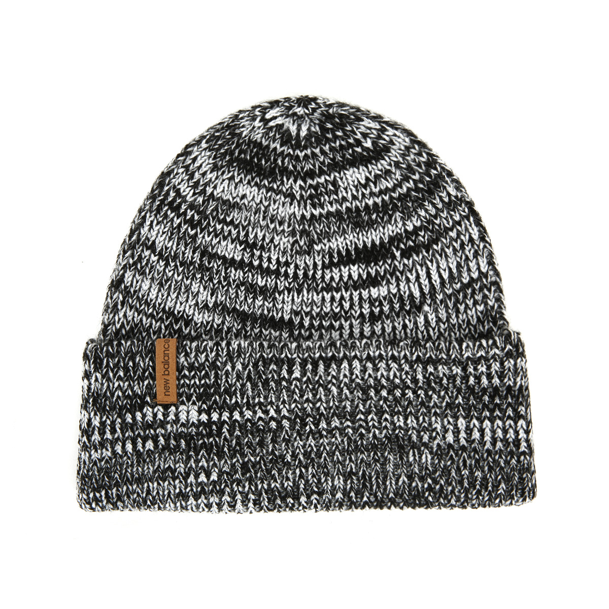 Details about New Balance Black Watchmans Beanie Unisex Warm Winter Hat 56a62626f40