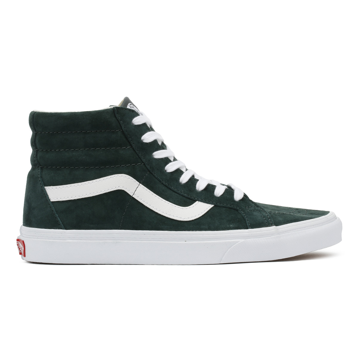 Sk8 Zapatos Darkest skate Spruce Vans de Entrenadores hi Green Sport Reissue Hombres ocasionales wXqS6URp