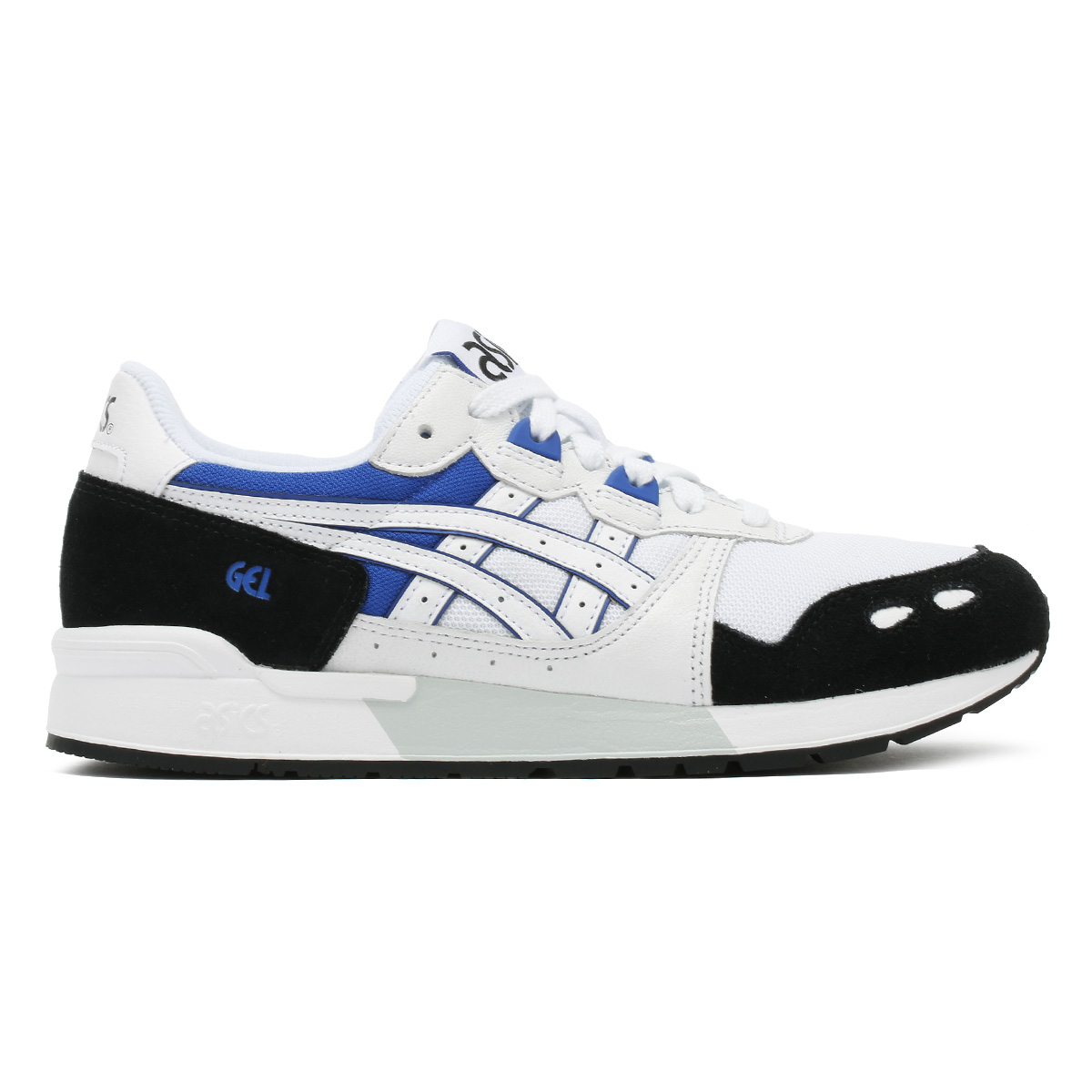 ASICS Gel-Lyte Unisex Trainers Running Weiß & Blau Sport Casual Running Trainers Schuhes 2ab5e7