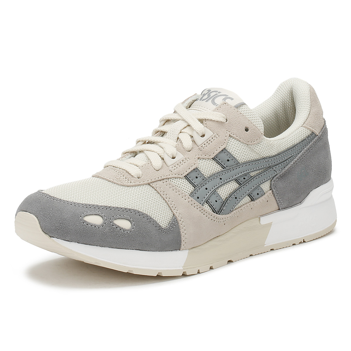 ASICS Men Birch Lightweight Beige Monument Gel-Lyte Trainers Lightweight Birch Casual Schuhes LaceUp 540fa3