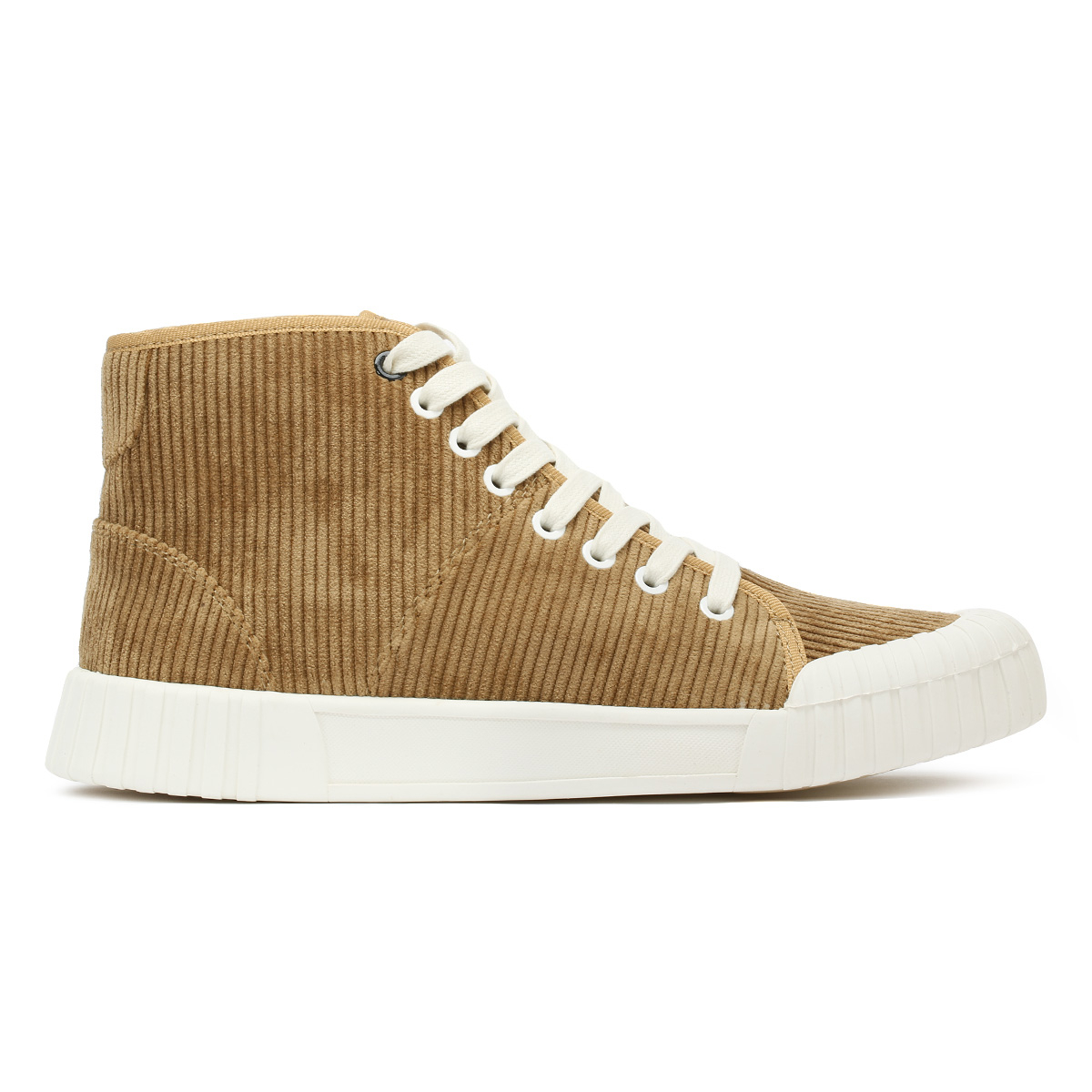 220793f6ed Good News Unisex Trainers Tan Brown Rhubarb Hi Sport Casual Ankle Shoes
