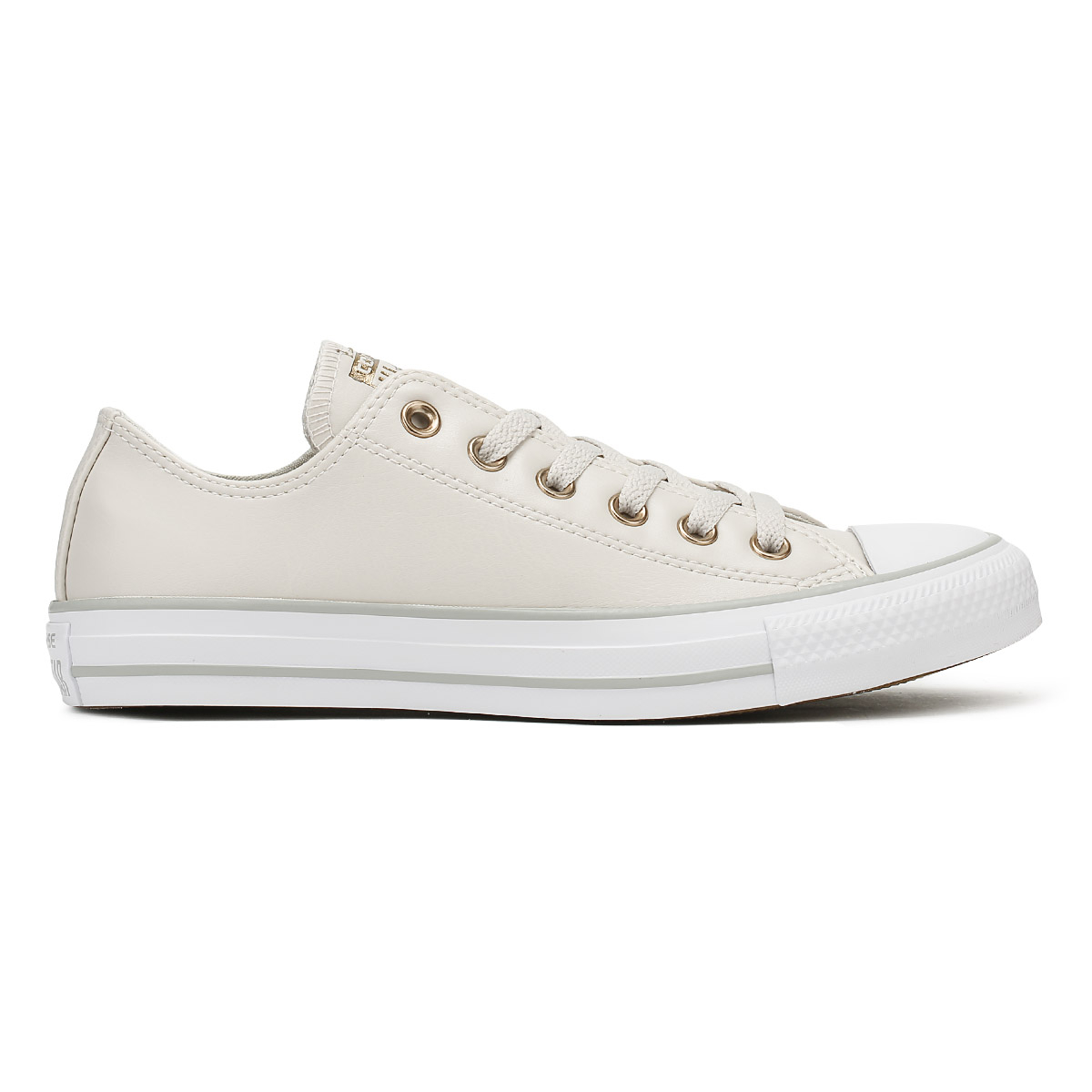 Converse Chuck Taylor All Star Putty Womens Ox Trainers Pale Putty Star Yellow Shoes c1efab