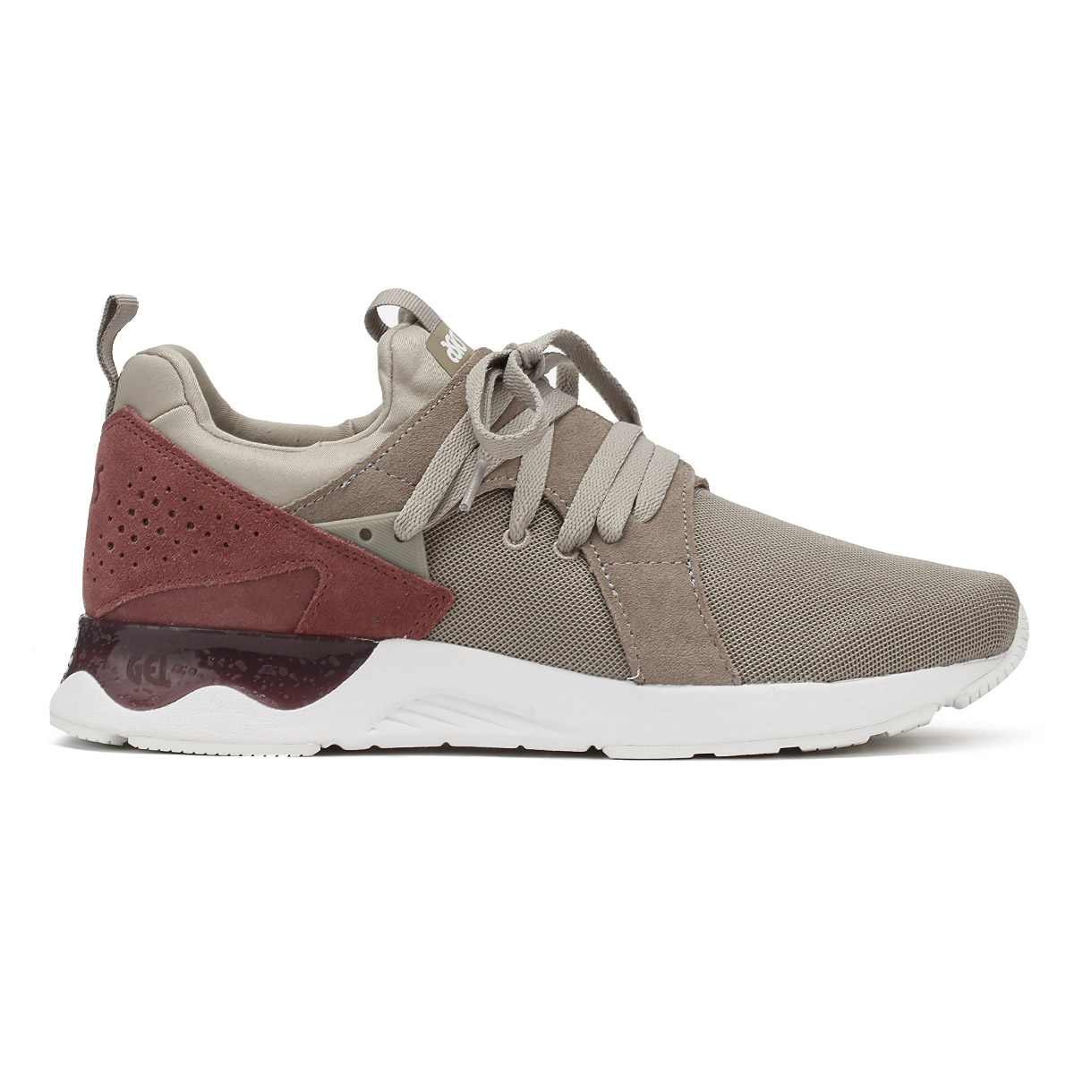 ASICS  Uomo Trainers Moon Rock & Rose Taupe Gel-Lyte Schuhes V Sanze Sport Casual Schuhes Gel-Lyte a5122a