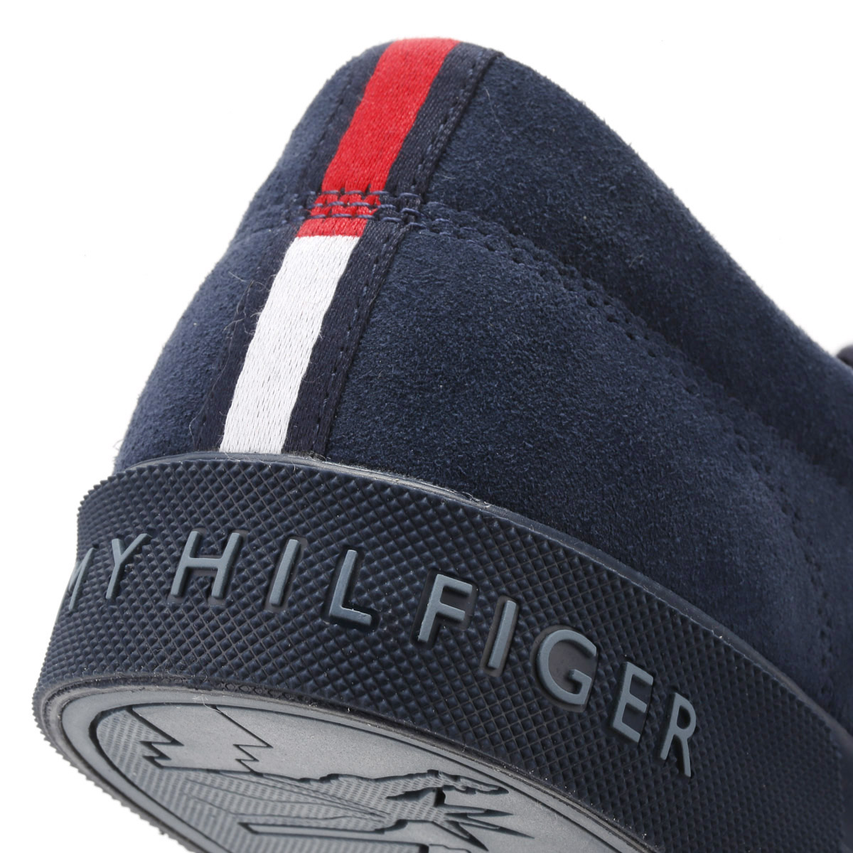 Tommy hilfiger mens navy blue suede trainers lace up sport shoes tommy hilfiger mens navy blue suede trainers lace publicscrutiny Choice Image