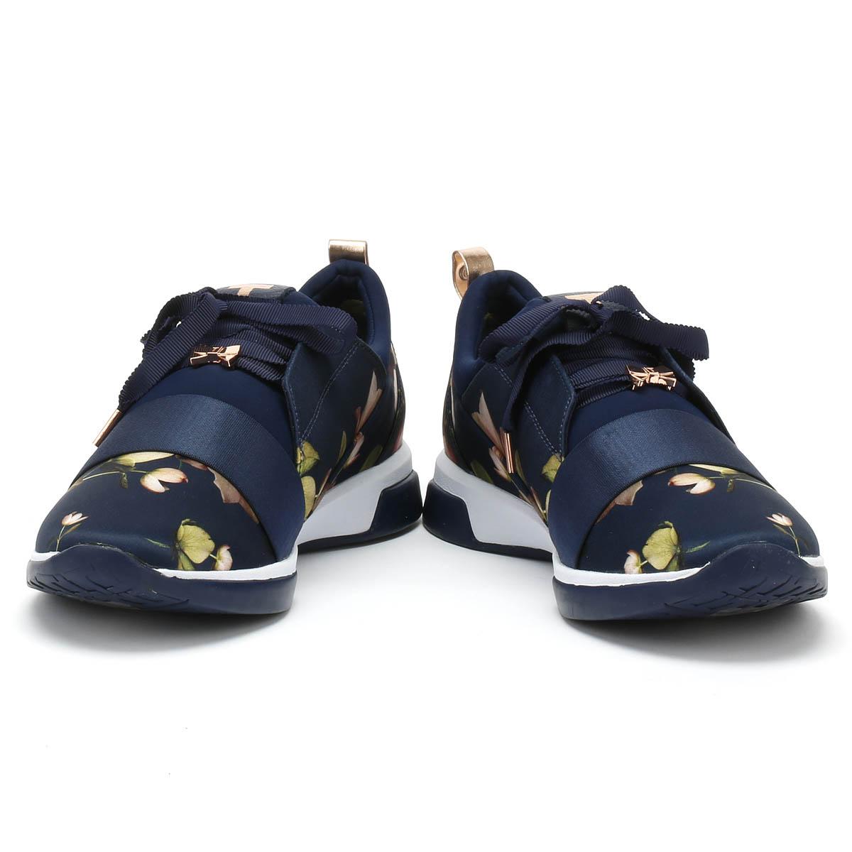 Ted Baker Baker Baker femme Arboretum Navy CEPAP 2 Baskets Femme Sport Chaussures De Loisirs | Durable  67c778