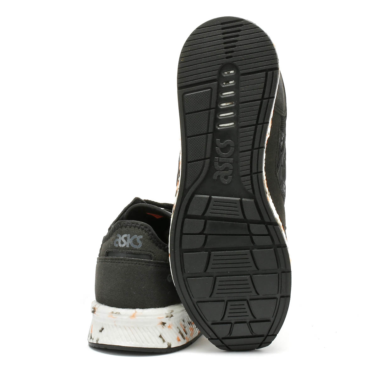 ASICS Hyper Gel-Lyte Loisirs Noir Unisexe Baskets Sport Chaussures De Loisirs Gel-Lyte 72064e