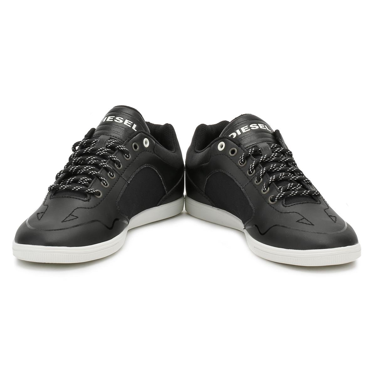 Diesel Shoes Dstring Black