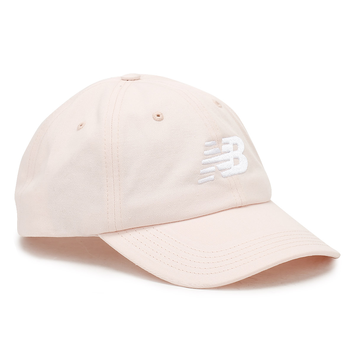 3bd66fd4076 New Balance Pink Sandstone 6 Panel Cap Unisex Baseball Casual Hat ...