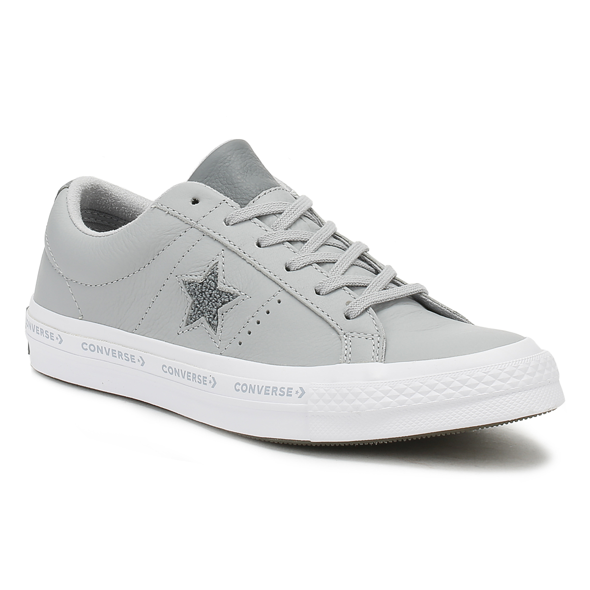 Ox Pour Baskets Loup Hommes Fines Rayures One À Star Converse Gris 9IE2DWH