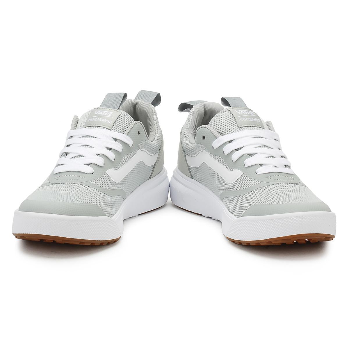Vans Womens Metal Aqua Ultrarange Trainers Lace Up Sport Casual Shoes 604950f1e