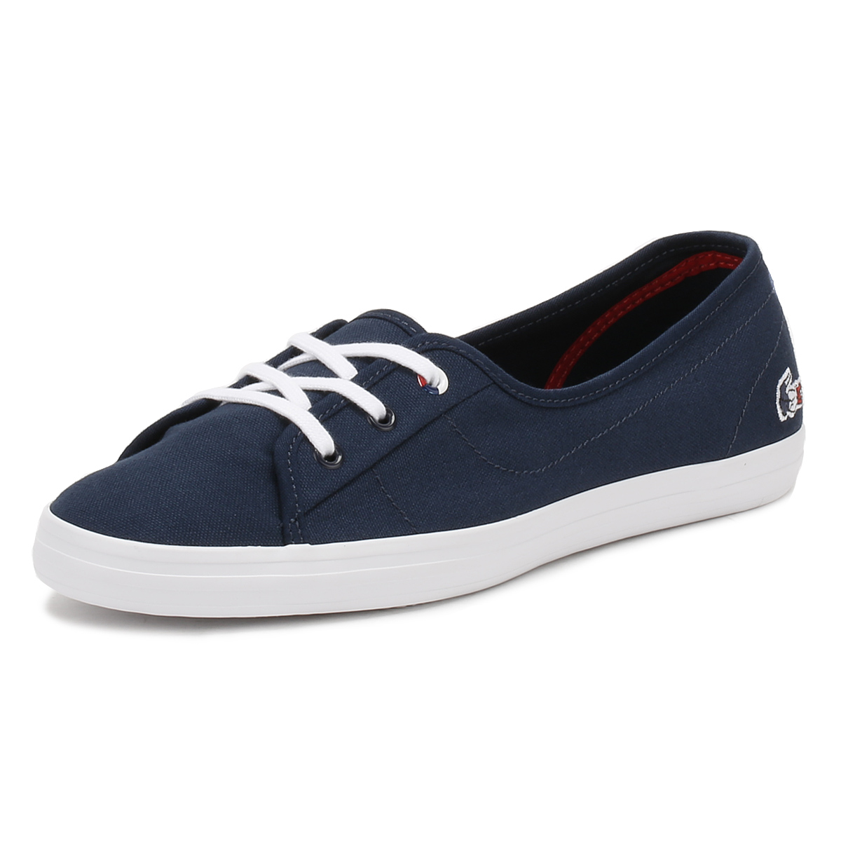 Lacoste-Womens-Navy-Blue-or-White-Ziane-Chunky-