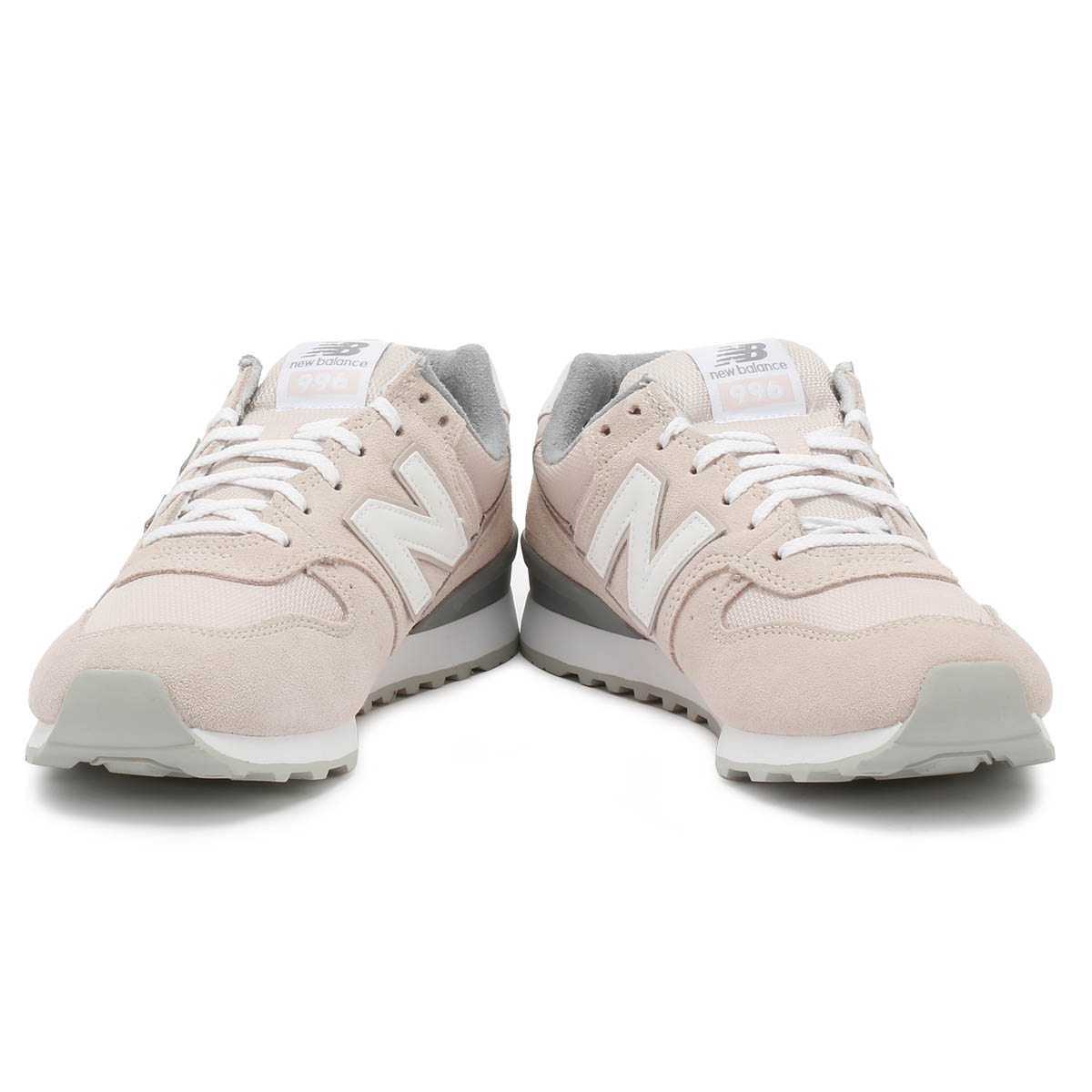 New Balance Damenschuhe Trainers 996 Casual Pink Classic Lace Up Casual 996 Running Schuhes 8f2c44
