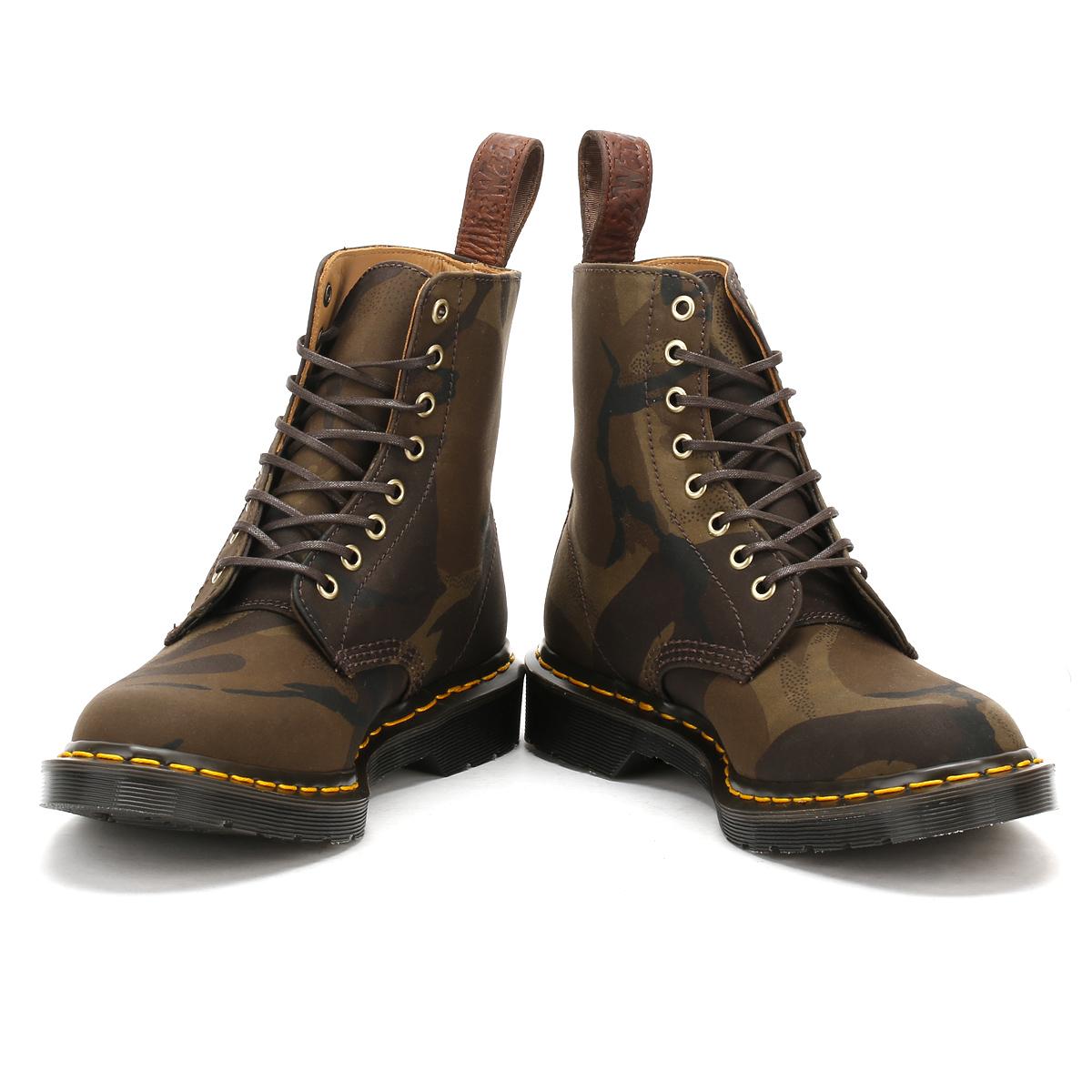 Camo Men S Lace Up Casual Shoes