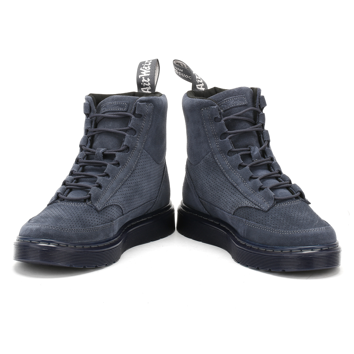 Leather Ankle Kamar Mens Beige BootsCasual Or Blue DrMartens pGLSUqzMV